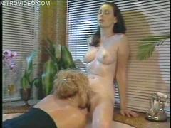 Hot Porn Stars Tracey Adams and Annette Haven