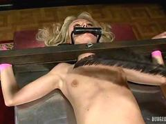 Tied for Tickling - Stocked and Tickled - Jeanie Marie