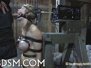 Human blowjob machine
