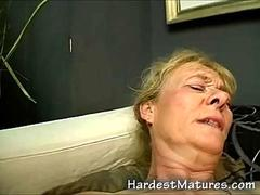 Real old granny pussy fucked