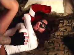Superheroine Gets Invaded at Home