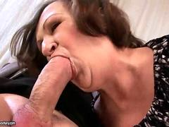 Ugly granny getting fucked rough