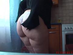 home made amateur BBW video