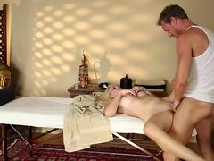 hungry hardcore sex of tricky spa material