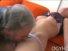 crazy old guy licks pussy movie
