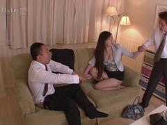 Naughty Young Wife Elena Tokiwa -Uncensored JAV-