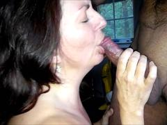 Experienced housewife on a sexual encounter