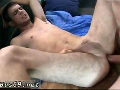 Straight white gangster guy gay sex The Neighbor Fucks On The BaitBus