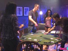 Raising the stakes at the poker game