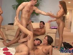 Action hot orgy