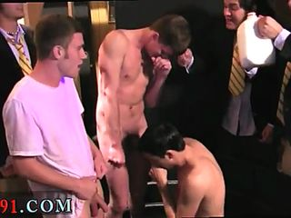 Brothers suck each other