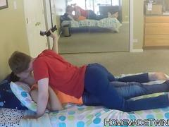 Alex Aria gives his lover Taylor Tyce a special surprise