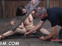 babe in latex suit gets punished feature movie 1