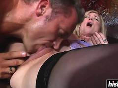 Husbands decide to fuck each others wives