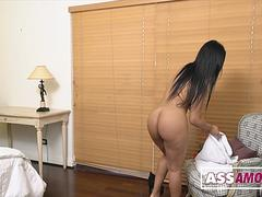 Big Ass Latina Cheating Wife Rose Monroe