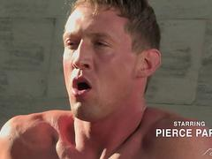 Pierce Paris gives Jake Ashford head