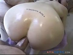 Andrea amateur anal and squirt
