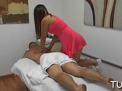 stunning fuck replaces massage asian clip 4