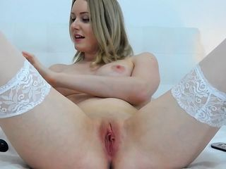 18 College Chat POV Lovely Italian Strips On Cam Part 1 HighDef