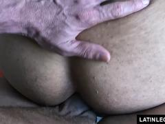 LatinLeche - Latino Gets Fucked in Parking lot