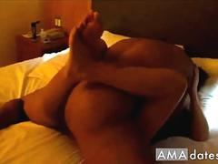 Shy wife and her first BBC