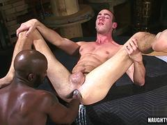 hot gay fetish and cumshot feature video 1
