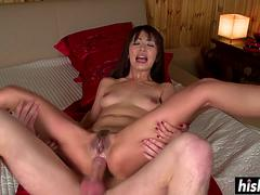 Marica Hase gets her butt fucked