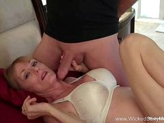 Wicked Step Mom Plays At Home