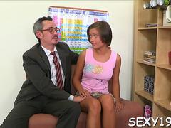 wild drilling with mature tutor film