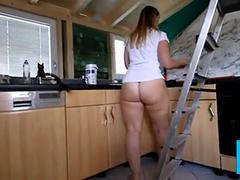 Fat Ass Kitchen Clean
