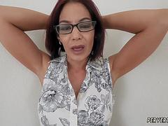 Mature blowjob swallow Ryder Skye in Stepmother Sex Sessions