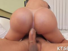ladyboy welcomes dick in booty video