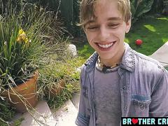 BrotherCrush - Hot, Raw, Step Brother Threesome