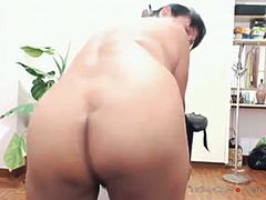 pinay camgirl granny shows big tits and ass movie