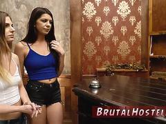 Tail butt plug bdsm xxx Two youthfull sluts Sydney Cole and Olivia Lua our down south
