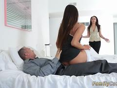 Daddy fucks patron duddys daughter with toys Stepchums daughter Sick Days