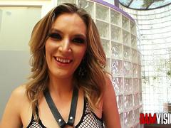 Bamvisions Anal Pro MILF Mona Wales