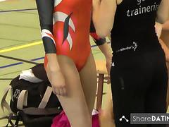 Gorgeous Gymnast Your Cock Would Love