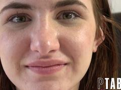 Kelsey Kage Creampie For Step Sister