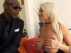 PervCity BBC Anal for Hot MILF London River