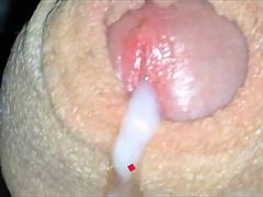 Compilation of young uncut cock cumming 2