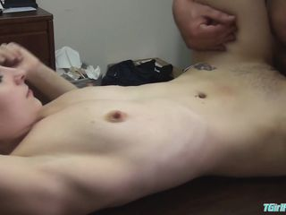 First Time Anal with Tundra