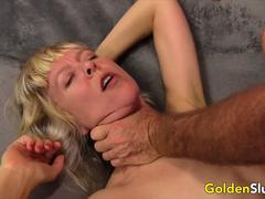 Golden Slut - Sensational British Granny Jamie Foster Compilation Part 1