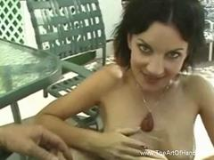 An Outside Pussy Licking And