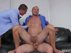 Gay man on stick sex porn and cream pie eating Fun Friday is no fun