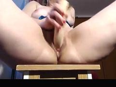 letting my pussy flow and flow