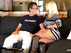 German Mature Privat Sex Date with Pornstar Conny Dachs