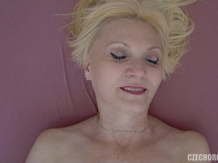 Unique Mature Self-Masturbation