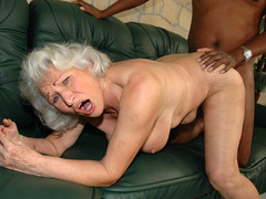 interracial granny fuck amateur